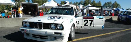 E30 1991 BMW 325is - Strictly BMW Team Racing