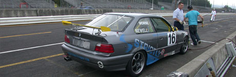 E36 1993 BMW 325is - Strictly BMW Team Racing